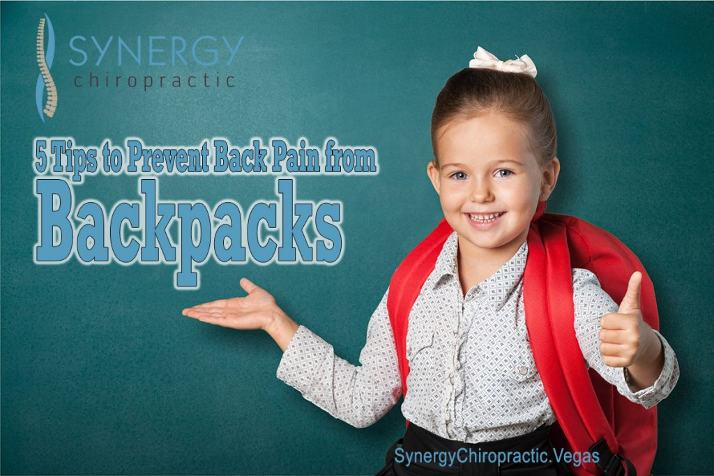 Backpack wearing tips